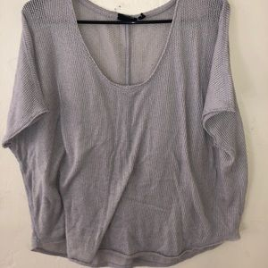 Urban outfitters loose top